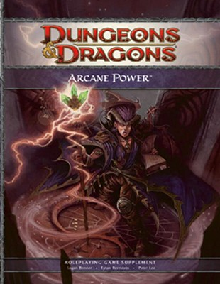 Arcane Power - Bonner, Logan, and Bernstein, Eytan, and Cordell, Bruce R