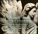 Arcangelo Corelli: Opus 1 & 3 - Church Sonatas