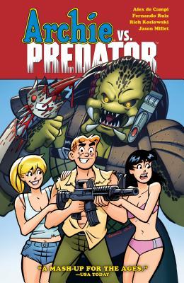 Archie vs. Predator - de Campi, Alex