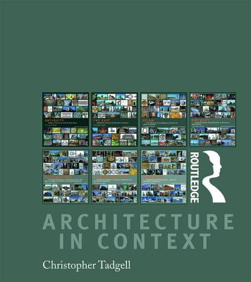 Architecture in Context: Boxset - Tadgell, Christopher