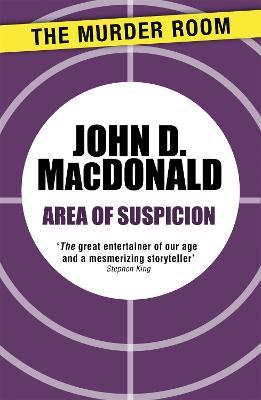 Area of Suspicion - MacDonald