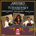 Arensky: Trio No. 2 in  D minor, Op. 32; Tchaikovsky: Trio in A minor, Op. 30