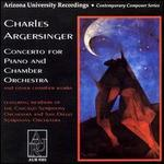 Argersinger: Piano Concerto