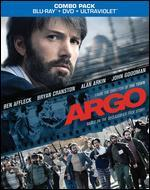 Argo [2 Discs] [Includes Digital Copy] [UltraViolet] [Blu-ray/DVD]