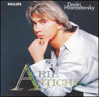 Arie Antiche - Dmitri Hvorostovsky (baritone); Elizabeth Kenny (theorbo); Elizabeth Kenny (continuo); John Constable (harpsichord);...