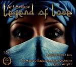 Arif Melikov: Legend of Love, a ballet in three acts