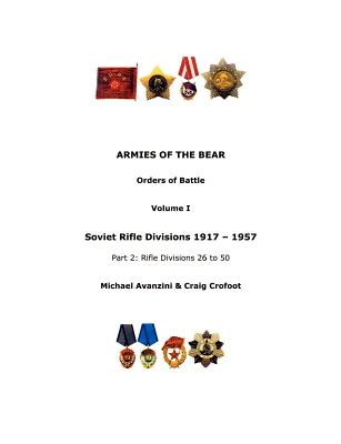 Armies of the Bear - Avanzini, Michael, and Crofoot, Craig