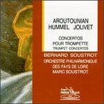 Aroutounian, Hummel, Jolivet: Trumpet Concertos