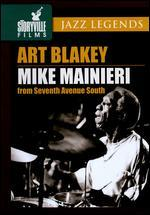 Art Blakey and Mike Mainieri from Seventh Avenue South