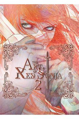Art of Red Sonja, Volume 2 - Various Artists, and Anacleto, Jay, and Benes, Ed