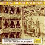 Art of Savoyard Singers Who Worked with Gilbert & Sullivan