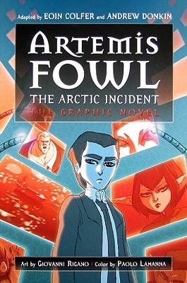 artemis fowl graphic novel pdf