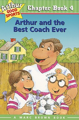 Arthur and the Best Coach Ever - Brown, Marc