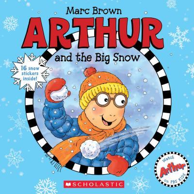 Arthur and the Big Snow -