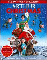 Arthur Christmas [2 Discs] [Includes Digital Copy] [UltraViolet] [Blu-ray/DVD]