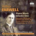 Arthur Farwell: Piano Music, Vol. 1
