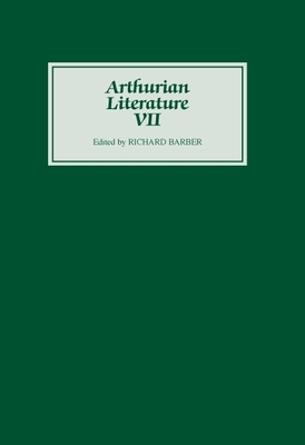 Arthurian Literature VII - Barber, Richard, (Ed (Editor)