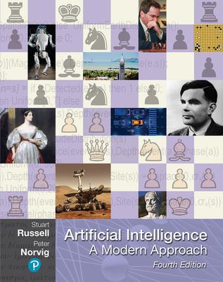 Artificial Intelligence: A Modern Approach - Russell, Stuart, and Norvig, Peter