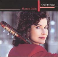 Artist Portrait: Sharon Isbin - Gaudencio Thiago de Mello (percussion); Sharon Isbin (guitar); Susanne Mentzer (mezzo-soprano)
