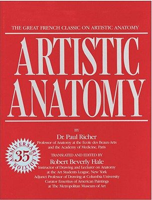 Artistic Anatomy - Richer, Paul, Dr.