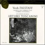 Arturo Toscanini Collection, Volume 57: Giuseppe Verdi~Falstaff