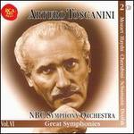Arturo Toscanini & NBC Symphony Orchestra, Vol. 6: Great Symphonies