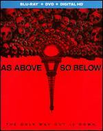 As Above, So Below [2 Discs] [Includes Digital Copy] [UltraViolet] [Blu-ray/DVD]