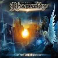 Ascending to Infinity - Luca Turilli's Rhapsody
