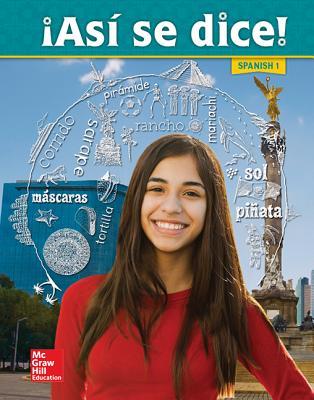 Asi Se Dice! Level 1, Student Edition - Schmitt, Conrad J
