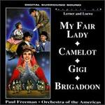 Aspects of My Fair Lady/Camelot/Gigi/Brigadoon