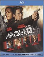 Assault on Precinct 13 [Blu-ray] - Jean-François Richet