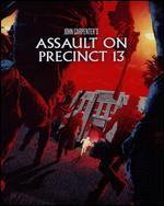 Assault on Precinct 13 [SteelBook] [Blu-ray]