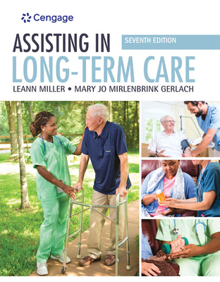 Assisting in Long-Term Care - Gerlach, Mary Jo, and Miller, Leann