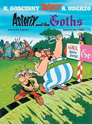 Asterix and the Goths - Goscinny, Rene
