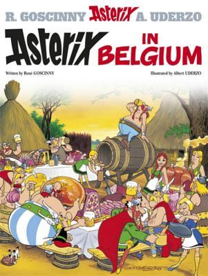 Asterix in Belgium - Goscinny, Rene