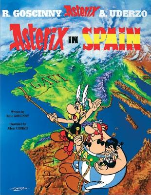 Asterix in Spain - Goscinny, Rene, and Bell, Anthea (Translated by), and Hockridge, Derek (Translated by)