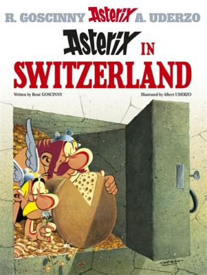 Asterix in Switzerland - Goscinny, Rene