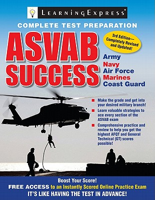 ASVAB Success - Learning Express