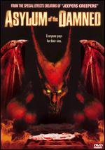 Asylum of the Damned - Philip J. Jones