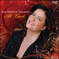 At Last - Ann Hampton Callaway