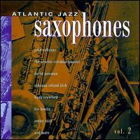 Atlantic Jazz Saxophones, Vol. 2 - Various Artists