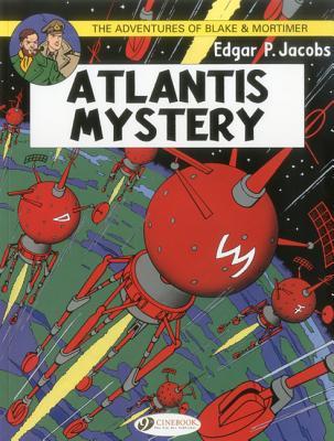 Atlantis Mystery - Jacobs, E P