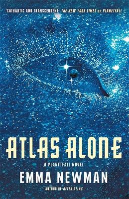 Atlas Alone - Newman, Emma