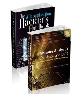 Attack and Defend Computer Security Set - Stuttard, Dafydd, and Pinto, Marcus, and Hale Ligh, Michael