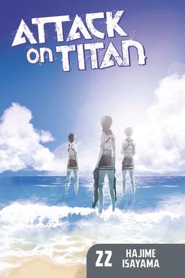 Attack on Titan 22 - Isayama, Hajime