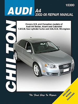 Audi A4 2002-2008 - Killingsworth, Jeff, and Chilton
