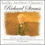 Audio Archive Classics: Richard Strauss
