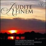 Audite Finem: Old and New Music