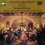 August S�derman: Orchestral Music, Vol. 2