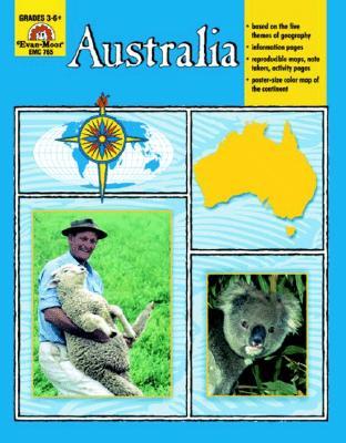 Australia: Grades 3-6 - Moore, Jo Ellen